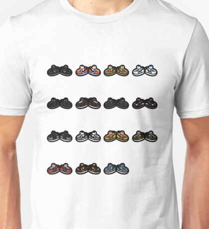 Part 2 of 2 2003 Nike SB Dunk Collection in BAPE Style Unisex T-Shirt
