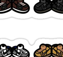 Part 2 of 2 2003 Nike SB Dunk Collection in BAPE Style Sticker