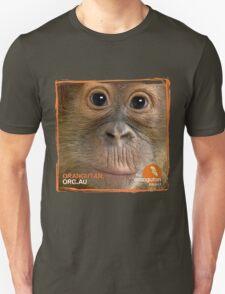 Orangutan Eyes - Windows to their Soul T-Shirt