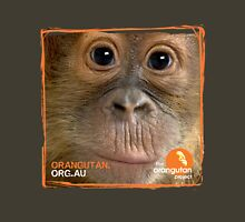 Orangutan Eyes - Windows to their Soul Unisex T-Shirt