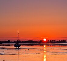 """Heybridge Basin""   Essex   by James  Key"
