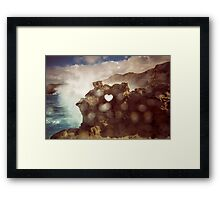 Maui Love Framed Print