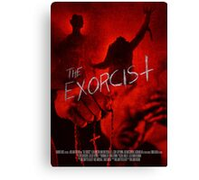 The Exorcist - Poster 4 Canvas Print