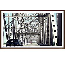 Martin Luther King Jr. Bridge Photographic Print