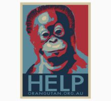 HELP - Give Hope by The Orangutan Project