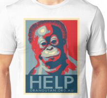 HELP - Give Hope Unisex T-Shirt