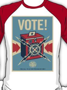 Retro Voting Poster. T-Shirt