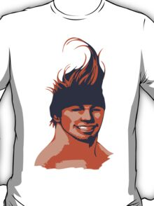 Wakka FFX 4 Colour T-Shirt