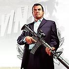 GTA V Michael by Krull