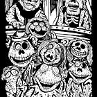 Zombie Puppet Theater by ZugArt