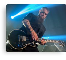 Bjorn Gelotte - In Flames Metal Print