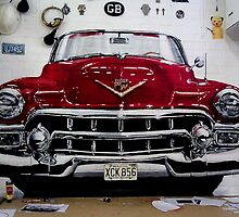 '53 Cadillac Eldorado by JohnnyBoy333