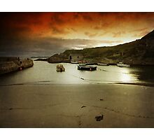 """The Little Harbour"" Photographic Print"