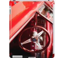 Red Ride iPad Case/Skin