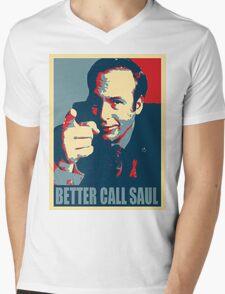 Better call Saul! Mens V-Neck T-Shirt