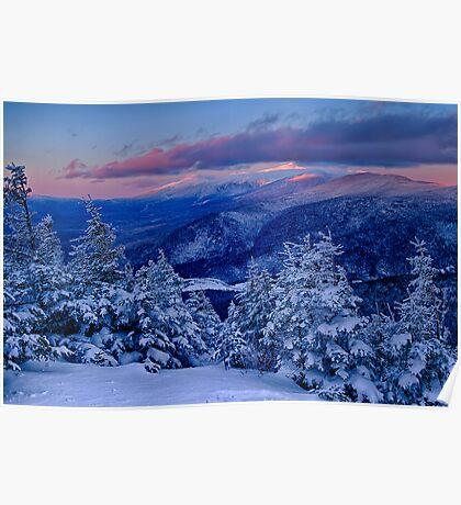 Mountain Wonderland Poster