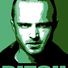 Jesse Pinkman by Immortalsushi