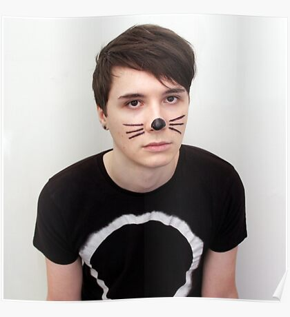 Dan Howell | (Old) Twitter Icon Poster