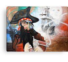 Captains Curse Canvas Print