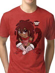 Chibi Scorpio Tri-blend T-Shirt