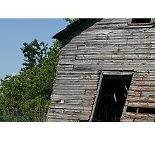 Abandoned Barn Photographic Print