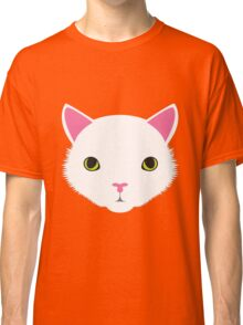 White Persian Cat Classic T-Shirt