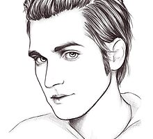 Mikey Way by ribkaDory