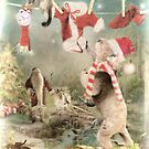 Santa's Little Helpers by Trudi's Images