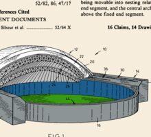 Stadium Patent - Colour Sticker