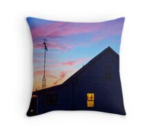A Country Kitchen Throw Pillow