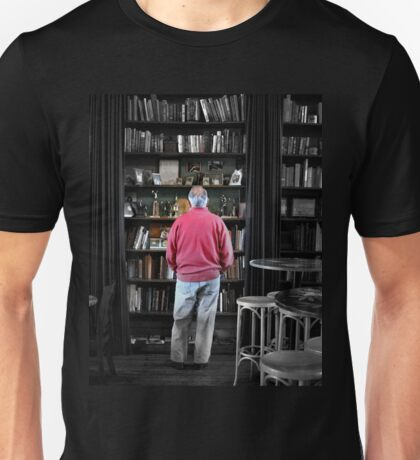 The Trophies Of My LIfe - Image and Writing Unisex T-Shirt