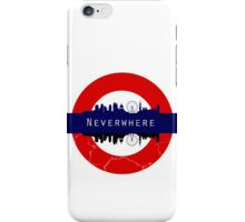 Neverwhere iPhone Case/Skin