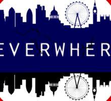 Neverwhere Sticker