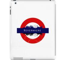 Neverwhere iPad Case/Skin