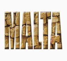 Malta - made from limestone One Piece - Short Sleeve