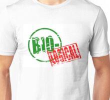 Biological rubber stamp effect Unisex T-Shirt
