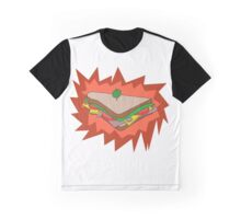 RED Sandvich Graphic T-Shirt