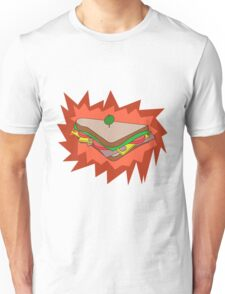 RED Sandvich Unisex T-Shirt