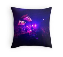 Radiohead Live St. Louis  Throw Pillow