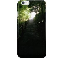 Follow Your Own Path iPhone iPhone Case/Skin