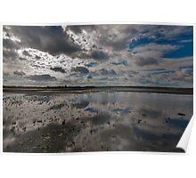 Wetlands of Flakkee Poster