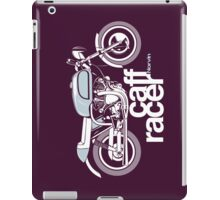 Norvin Caff Racer iPad Case/Skin