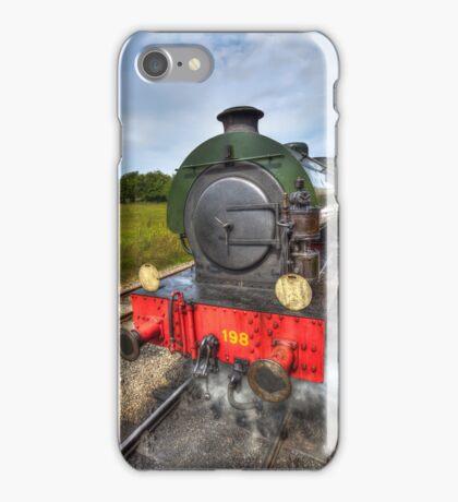 Engine Army 198 iPhone Case/Skin