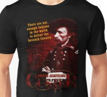 George Armstrong Custer - Seventh Cavalry T-Shirt Unisex T-Shirt