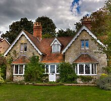 Country Cottage by manateevoyager