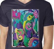 Hummingbird Masks 2nd Edition Mens V-Neck T-Shirt