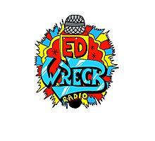 Ed Wreck, The Ed Banger Radio. Photographic Print