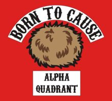 Born To Cause Tribble by Buleste