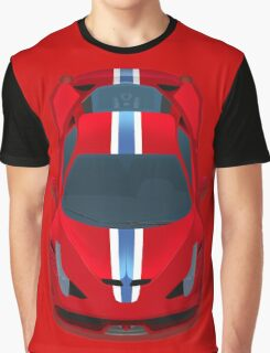 Ferrari 458 speciale Graphic T-Shirt