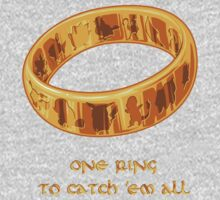 The One Ring Kids Clothes
